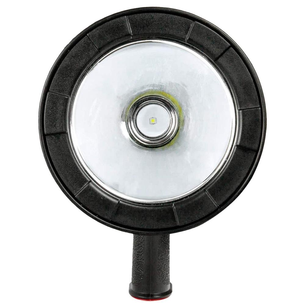 Hard Korr 10W Rechargeable Hand-Held Hunting Spotlight - 1200 lumen LED