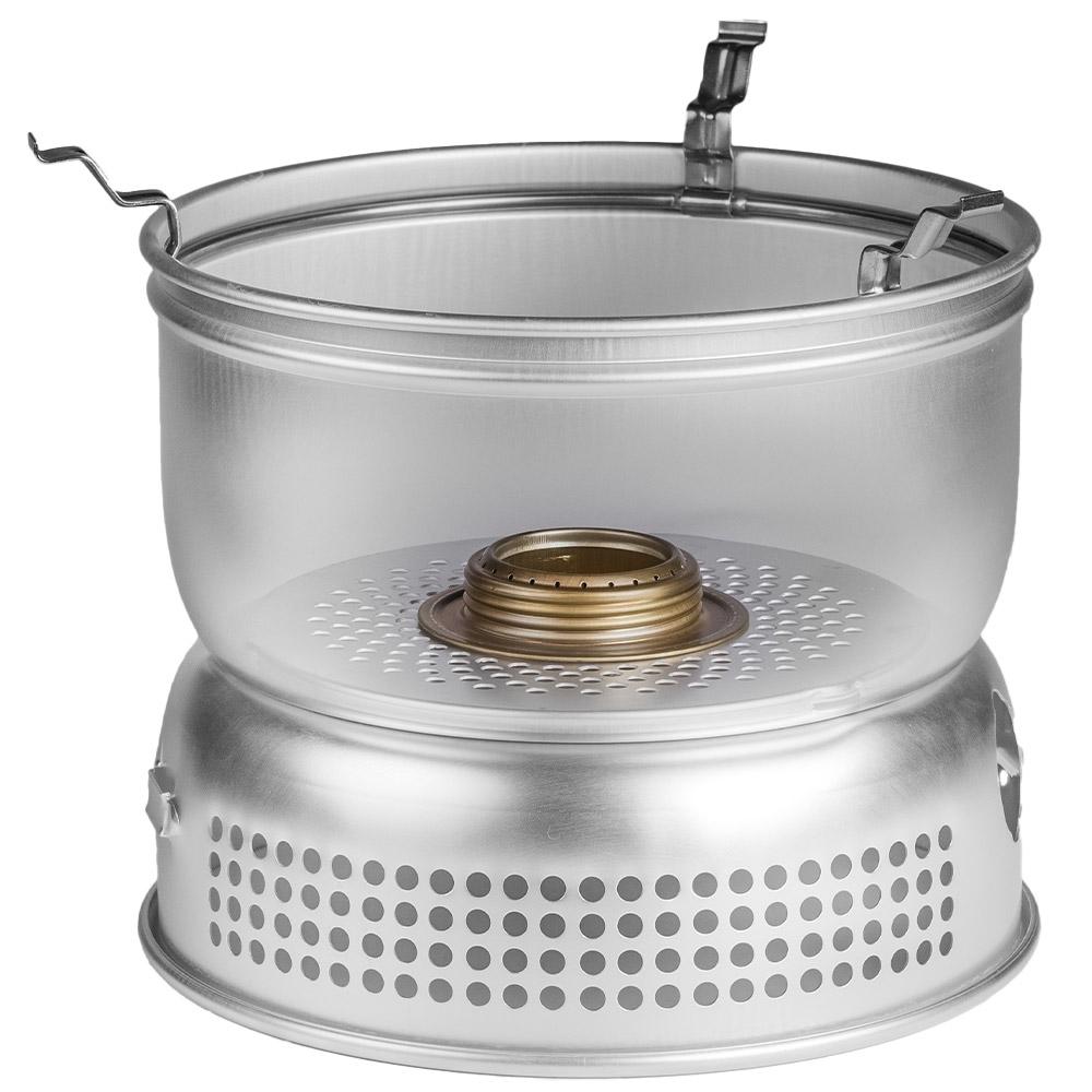 Trangia 25-1 Large UL Aluminium Stove - Spirit burner with simmer ring control