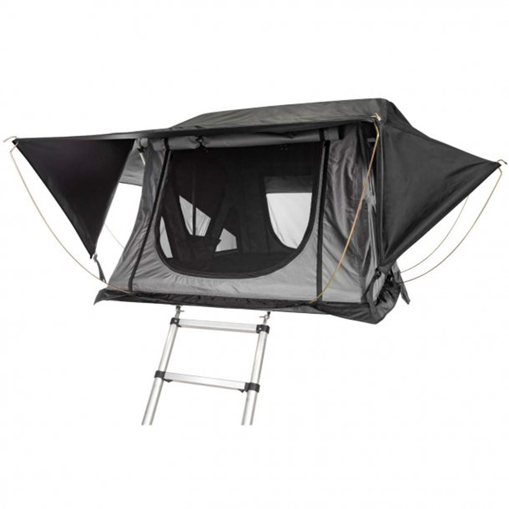Darche KOZI Series 1300 Rooftop Tent - Front and back zippered entry