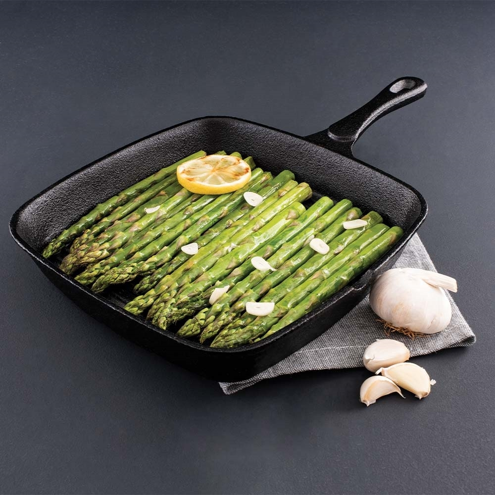 Pyrolux Pyrocast Square Grill Pan