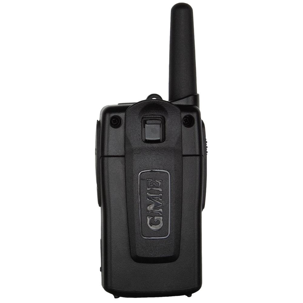 GME 1 Watt UHF CB Handheld Radio Twin Pack TX667TP - 1000mAh Li-Ion battery pack