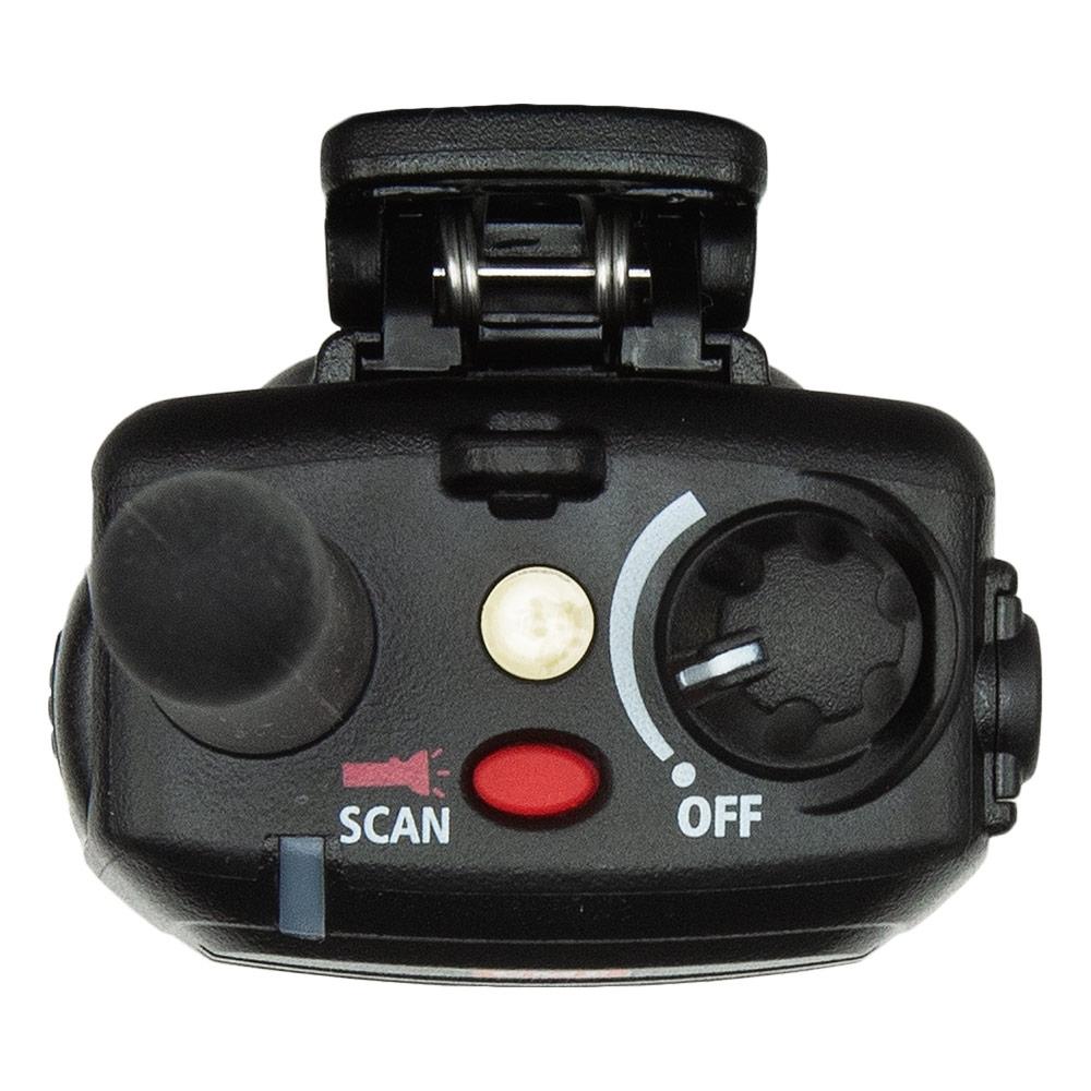 GME 5 Watt UHF CB Handheld Radio TX6160X -Rotary power/volume control knob for easy operation & LED torch