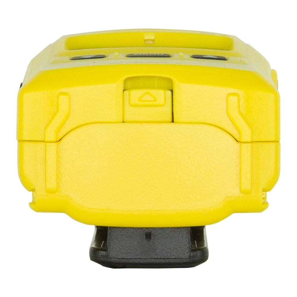 GME 5 Watt UHF CB Handheld Radio Yellow TX6160XY - Vibrant yellow colour ensures that the radio will stand out in any environment