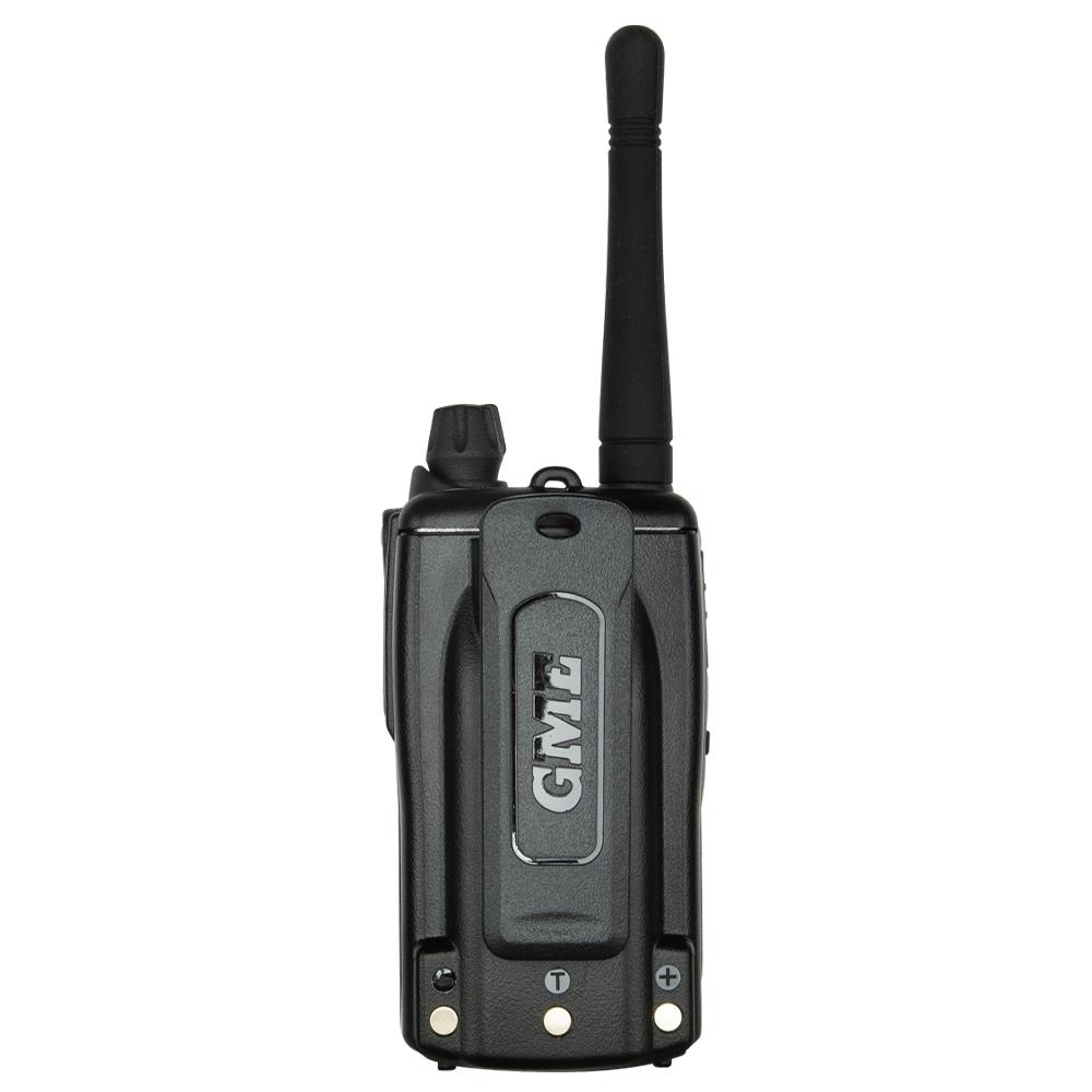 GME 5 Watt UHF CB Handheld Radio Twin Pack TX6160TP - 2600mAh Li-Ion battery pack