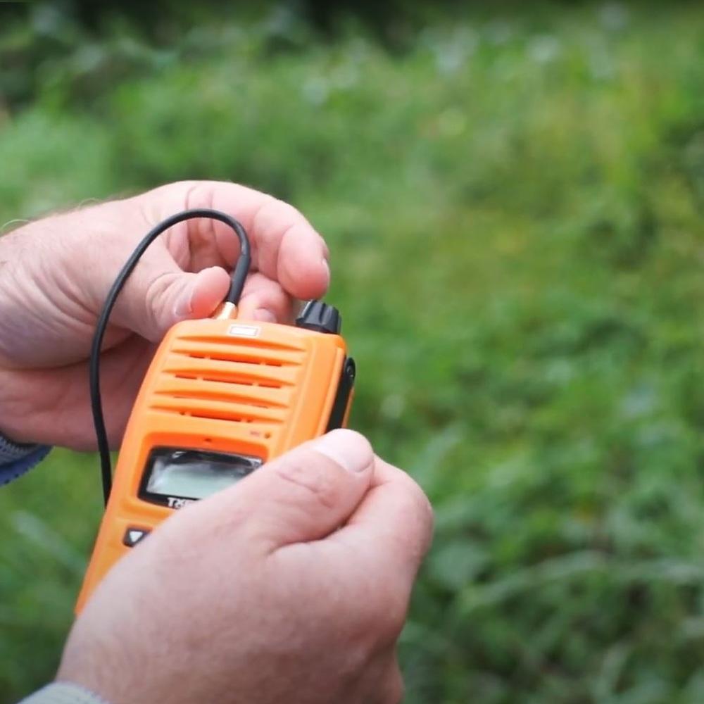 GME Car Accessory Kit to Suit GME 5 Watt Handheld Radios - ACC6160CK