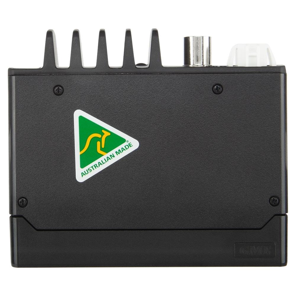 GME XRS Connect Super Compact UHF CB Radio XRS-330C - Made in Australia