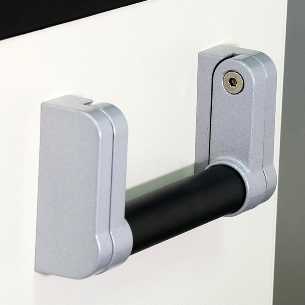 Evakool Down Under 47L Single Zone Fridge Freezer 47L - Spring-loaded handles for portability