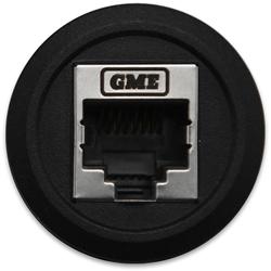 "GME RJ45 Pass-Through Adaptor Universal Round XRS-RJ45RND - Suits XRSâ""¢ Connect UHF CB radios"
