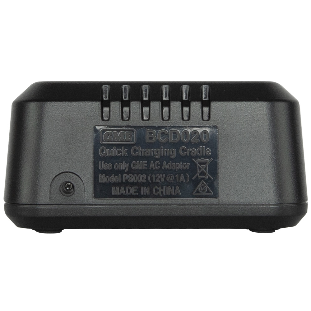 GME 5 Watt UHF CB Handheld Radio TX6160X - Desktop Charger (BCD020)