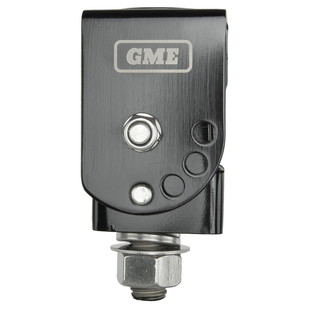 GME Fold-Down Antenna Mounting Bracket - 4 levels of adjustment