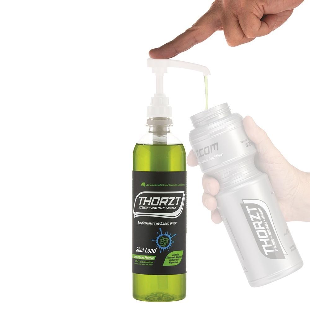 Thorzt Liquid Concentrate Lemon Lime