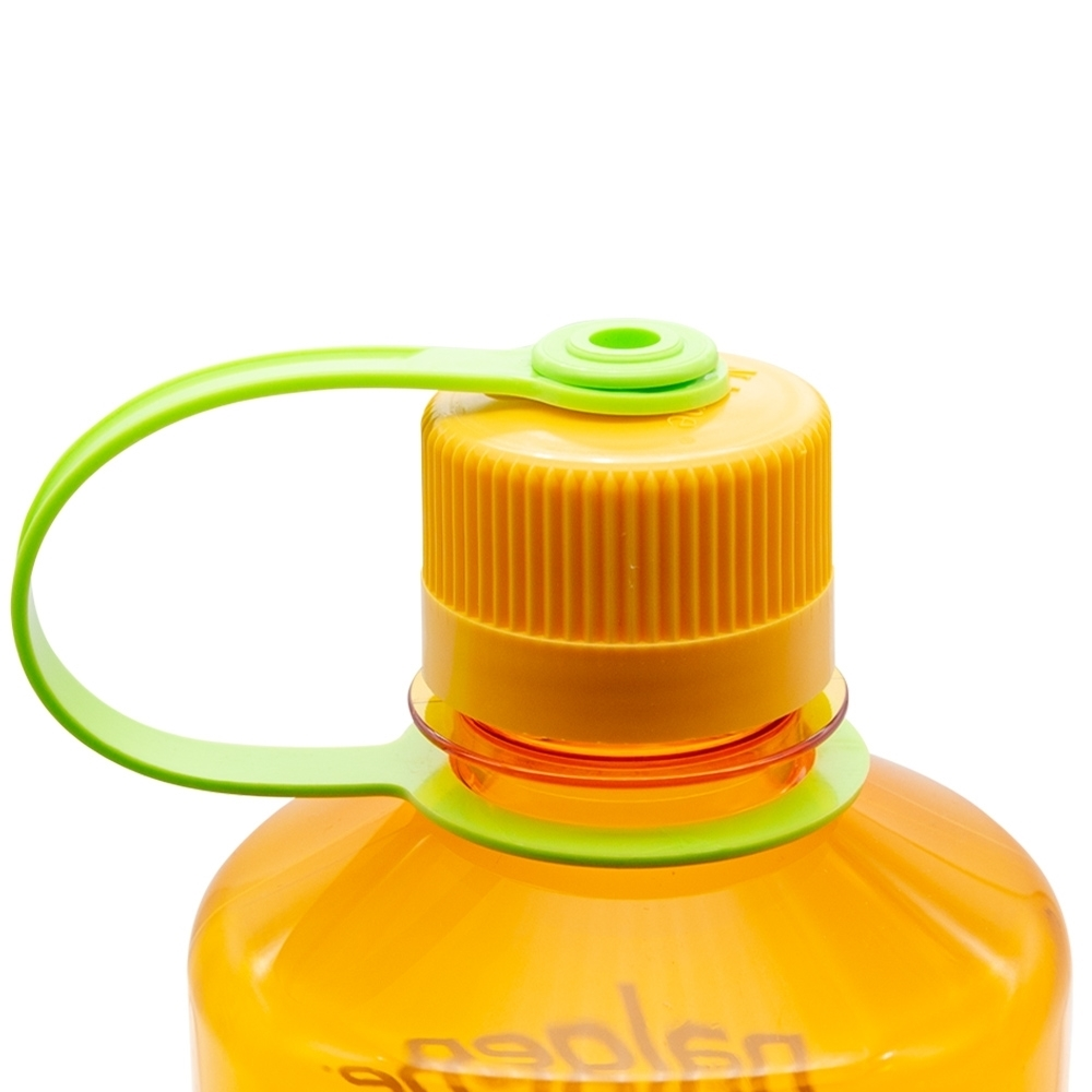 Nalgene Narrow Mouth Tritan 1L - Small opening for ease of drinking