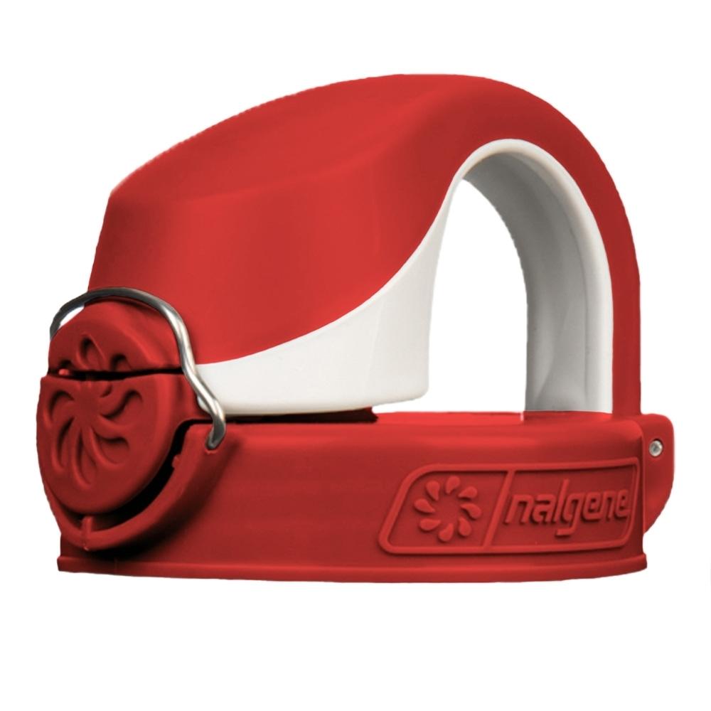 Nalgene On-The-Fly Lock-Top Bottle 650ml - Red Cap