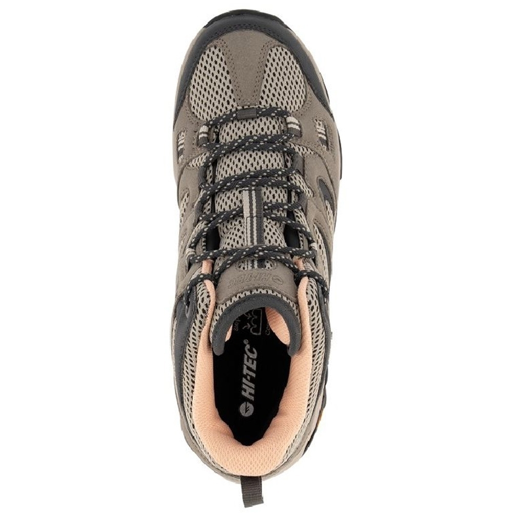 Hi-Tec Ravus Vent Mid WP Wmn's Boot - Padded collar and tongue provides extreme comfort