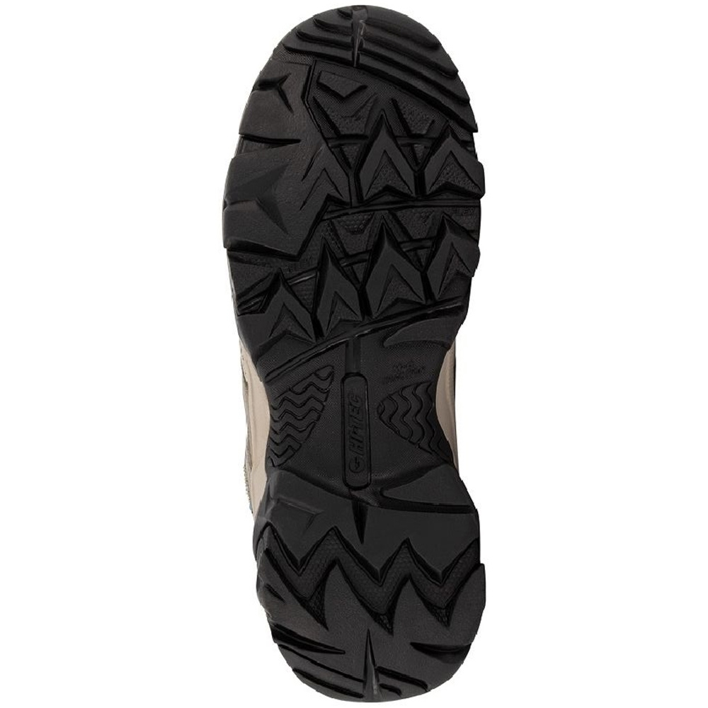Hi-Tec Ravus Vent Mid WP Wmn's Boot - M-D Traction rubber outsole improves grip and provides durability