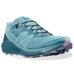 Salomon Sense Ride 4 Wmn's Shoe Delphinium Blue Mallard Blue Lavender