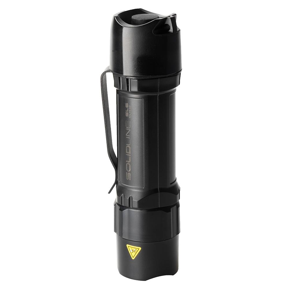 Ledlenser Solidline SL6 Battery Operated Flashlight - Durable ABS housing construction