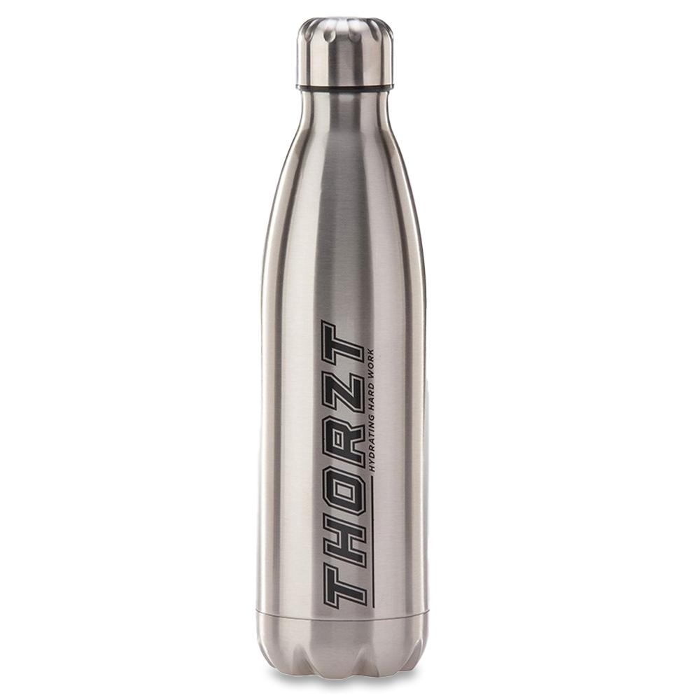 Thorzt Stainless Steel Drink Bottle 750ml Stainless Steel