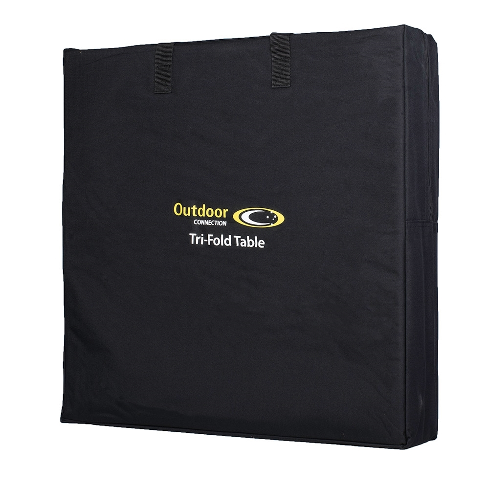 Outdoor Connection Tri-Fold High Table - Carry Bag for protection and easy carrying