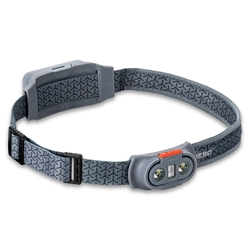 NEBO Einstein 500 Battery Operated Headlamp - Low-profile, compact 500 lumen headlamp with 5 light modes