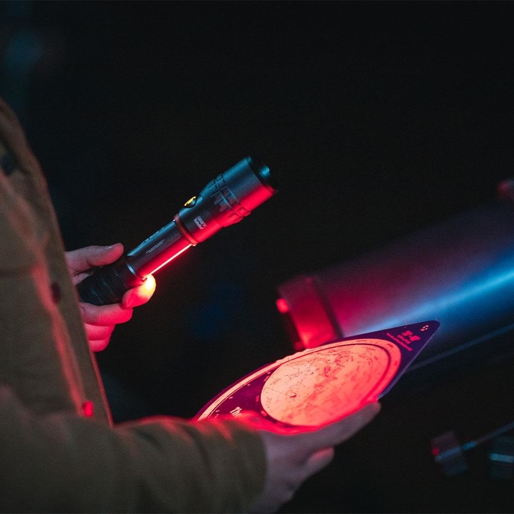 NEBO Slyde King 2K Rechargeable Flashlight and Work Light