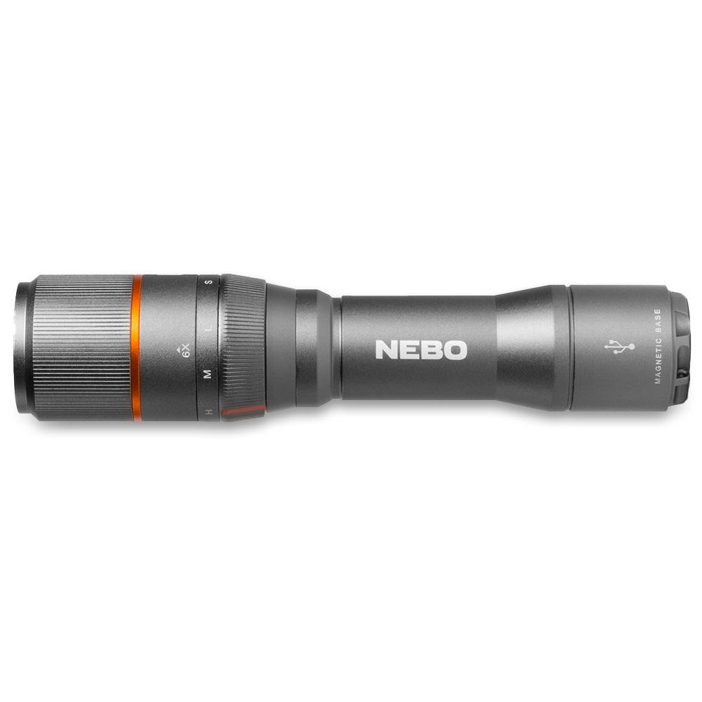 NEBO Davinci 1000 Rechargeable Flashlight -