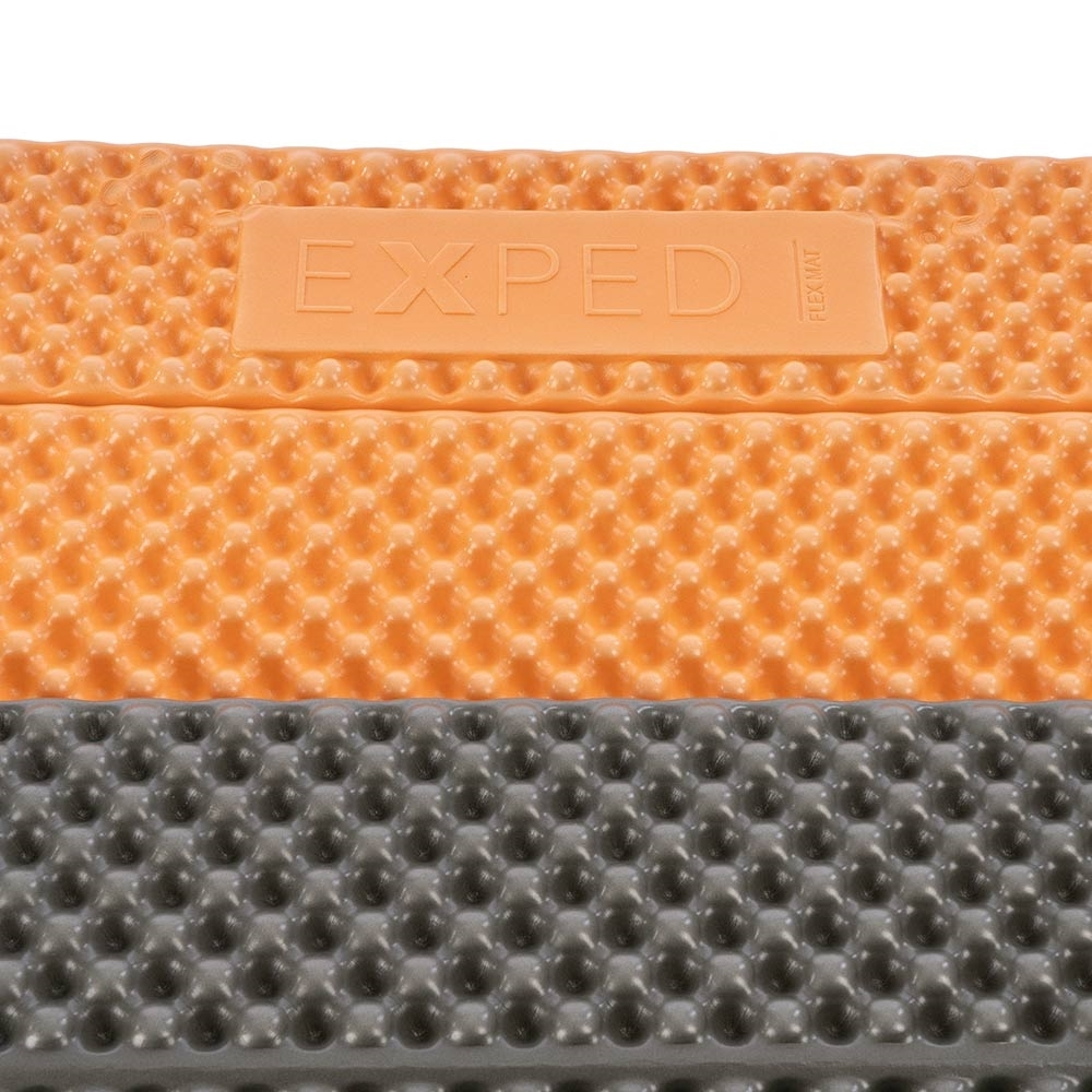 Exped FlexMat M Sleeping Mat - DWR free closed cell IXPE foam